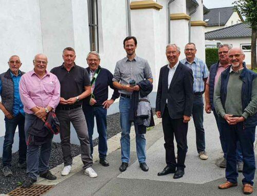 MdB Dirk Wiese besucht Rodentelgenkapelle